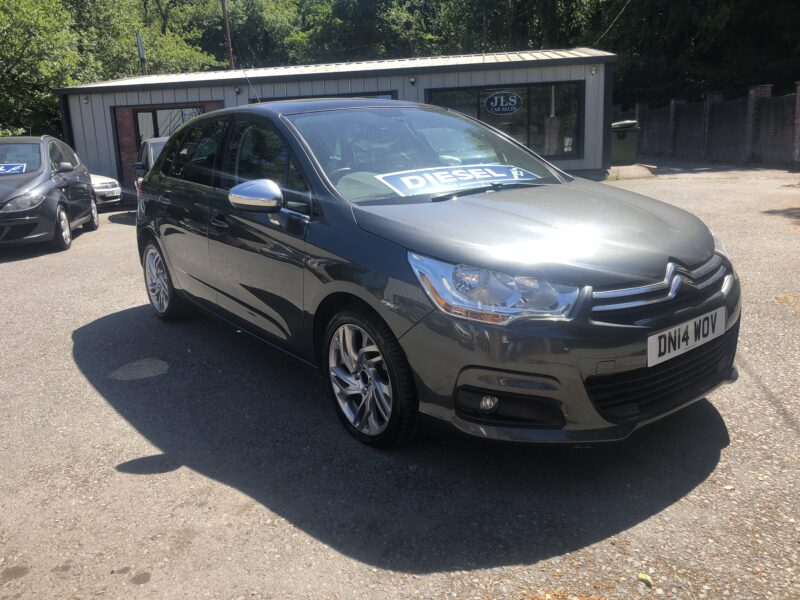 2014 CITROEN C4 SELECTION HDI