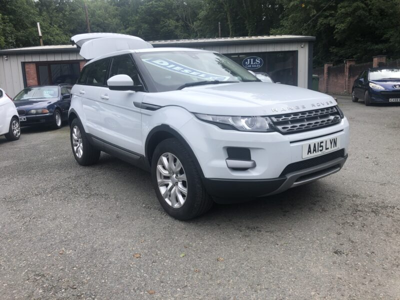 2015 RANGE ROVER EVOQUE PURE SD4