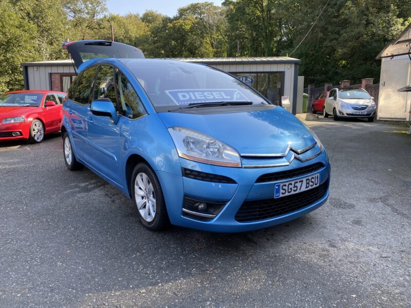 2007  CITROEN C4 PICASSO 5 EXCL  HDI